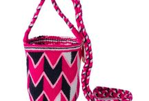 Wayuu Mochila/Bags 2017 - New Collection ☀️ / New collection, handwoven mochilas and bags  by the #Wayuu Tribe in Colombia. ☀️  > Support ethical clothing, handmade, eco clothing, fair trade clothing, Wayuu craftsmanship and sustainable fashion > Empowering Wayuu women to develop their weaving skills >Through CASTELLANO's products, the cultural heritage and internationally renowned weaving skills are being preserved.