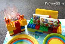 Lego Birthday / by Lesley Wolfe