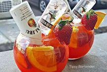 summer alcoholic beverages