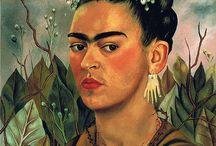 Frida kahlo(1907.7.6~1954.7.13)
