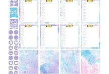 Lavender printables