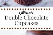 Cupcakes double cocolate