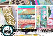 art.journal.PLAY by traci bautista / handmade art journals, creative journal prompts and book binding inspiration created by traci bautista #artjournalPLAY www.artjournalPLAY.com
