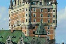Ville de Québec (La Vieille Capitale) / Première ville en Amérique / First city of America Population francophone depuis 400 ans +