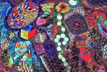 Wholeo dome/ stained glass