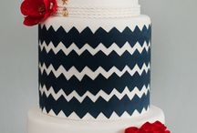 MARIAGE / Gateau / by Patricia Fabre