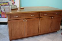 Countertops & Cabinetry / Countertops & Cabinetry crafted/designed by Gleman & Sons