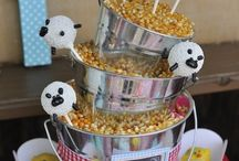 County Fair Party Inspiration / Ideas to celebrate with a western county fair theme.