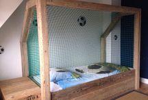 triomf Bedden / Handgemaakte custom meubels