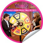 Wendy's 500th Episode Countdown