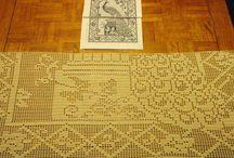 crochet - how to filet crochet