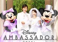 (テーマイメージ)ディズニーがテーマのウェディング / ミッキー&ミニーをテーマとした結婚式を実現するには、まずは先輩花嫁さんの実例を参考にしましょう!お気に入りフォトを集めました。