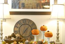 Give Thanks - Fall Yummies & Decorations / by Heather Riehle