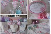 Kensey b day party ideas / by Jennifer Arnold