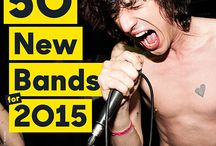 NME Covers 2015 / The stunning front covers from the best weekly music magazine in the world
