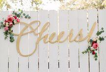 Wedding Photobooth / Idee di classe per l'angolo più divertente del tuo ricevimento di nozze.
