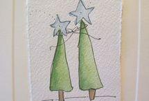 malen Weihnachten