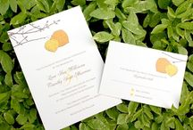 Elizabeth - Ideas for Save the Dates
