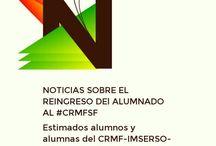 Anotaciones  sobre el #crmfsf y el #socpsf