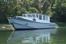 40 ft boat