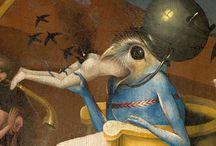 Artist: Hieronymous Bosch