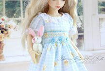 DRESS FOR DOLL IPLEHOUSE