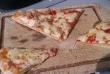 Pizza Rezepte / Unsere liebsten Pizza Rezepte
