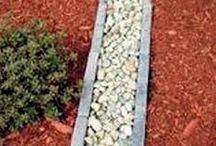 zahradní cesty-kameny