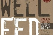 Paleo Cookbooks / Paleo cookbooks filled with awesome recipes and tips for eating just plain awesome food. I love paleo!
