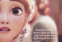 Rapunzel❤ / my fav.... disney princess