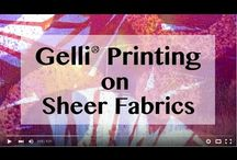Gelli print