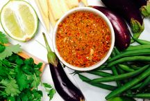Mat: Ingredienser til oppbevaring / Ingredienser som brukes i middager og lignende, som kan oppbevares over en tid og brukes igjen & lages i store batches.