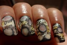 Stamping Nail Art / by AJ_Kreations Lewis