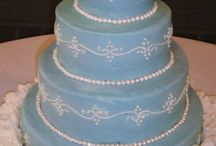 Cakes - Mamas 90th inspiration