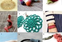 Crochet Accessories / by Kristin Baule