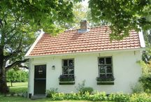 Bed & Breakfast Netherlands / Pittoreske, leuke, schattige, knusse B&B's in Nederland.