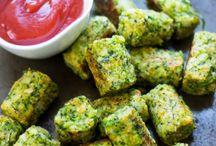 Vegetáriánus receptek