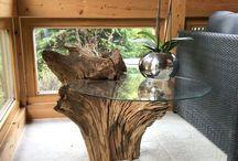 Kořenový nábytek