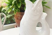 Pots, Vases, Jugs, Earthenware