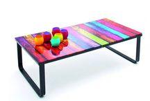 Colourful Life / Bunte Eyecatcher für Wohnung und Büro