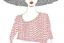 Inspiration Modezeichnen