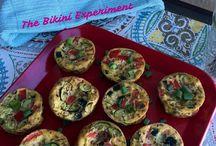 Bikini Experiment Meals