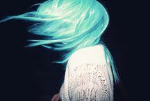 dyeing my damn hair / by Ashley Epps