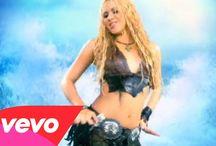Shakira and susan / by Caroline Thomson