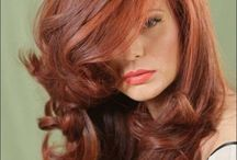 capelli rossi rame
