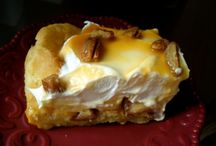 desserts / by Vickie Yarbrough
