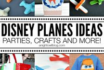 Planes Party / by Crystal Clemons Mize