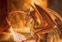 Nice dragons