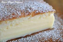 pasta ve kurabiye