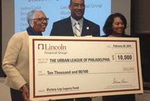 Victory Lap Legacy Fund / Celebrating the legacy of Pat Coulter. Donations preserve and grow the Urban League of Philadelphia.